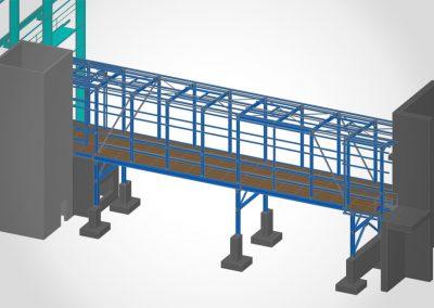Übergabebrücke