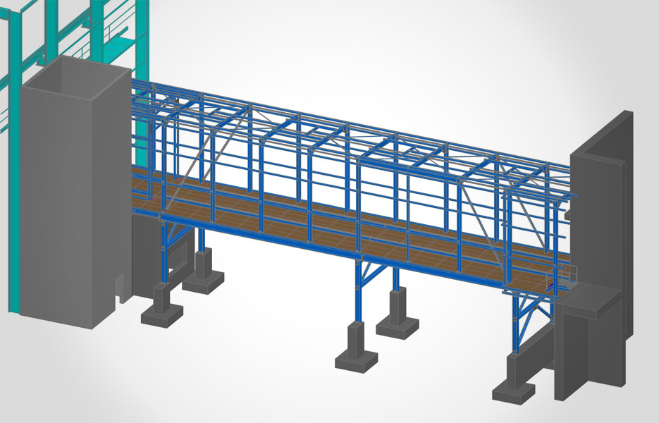 Übergabebrücke - NEUTRO Zeichnungsbüro
